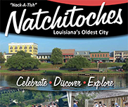 Order Natchitoches Louisiana Visitor Guide