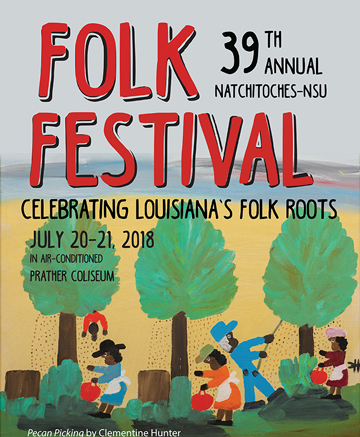 Natchitoches Folk Festival