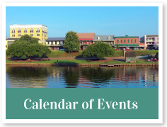 Natchitoches Calendar of Events