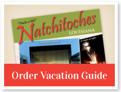 Order Natchitoches Visitors Guide