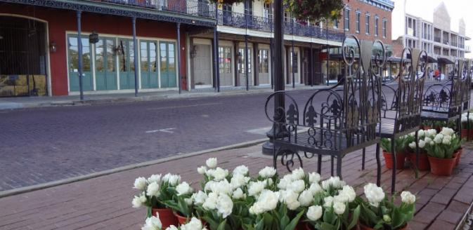 Stay in the Bed & Breakfast capital of Louisiana
