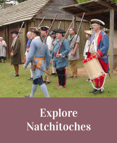 Explore Natchitoches