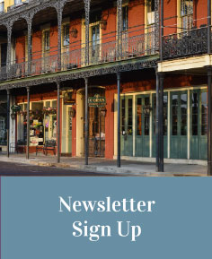 Sign Up for Natchitoches Newsletter