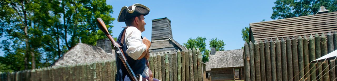 Natchitoches in No Man's Land