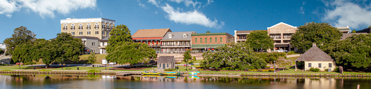 Riverbank Natchitoches