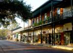 Historic Front Street in Natchitoches