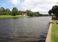 Cane River Lake WIde Riverbank