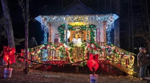 Christmas In The Park Natchitoches 2020 Christmas in the Park | Official Natchitoches Travel Information