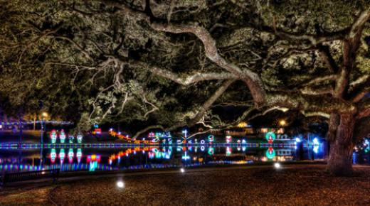 Natchitoches in America's Most Festive Towns