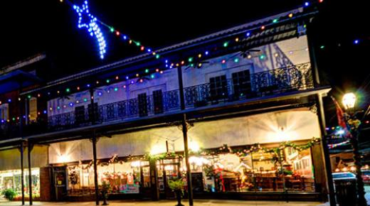 Natchitoches 10 Best Christmas Towns