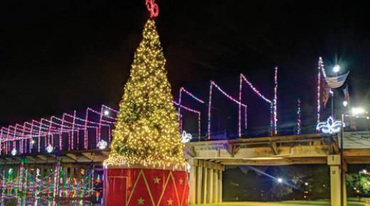Natchitoches Named in 25 Most Festive Holiday Towns