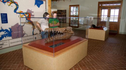 Grand Ecore Visitor Center  Natchitoches Louisiana