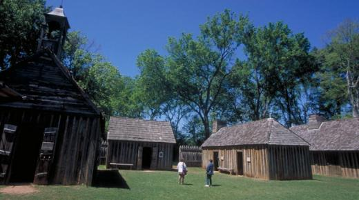 Fort St. Jean Baptiste State Historic Site