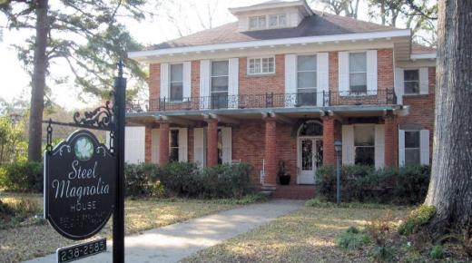 Taylor-Cook House - (Steel Magnolias)